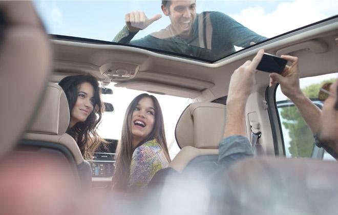 CITROEN GRAND C4 PICASSO DRIVE AWARDS