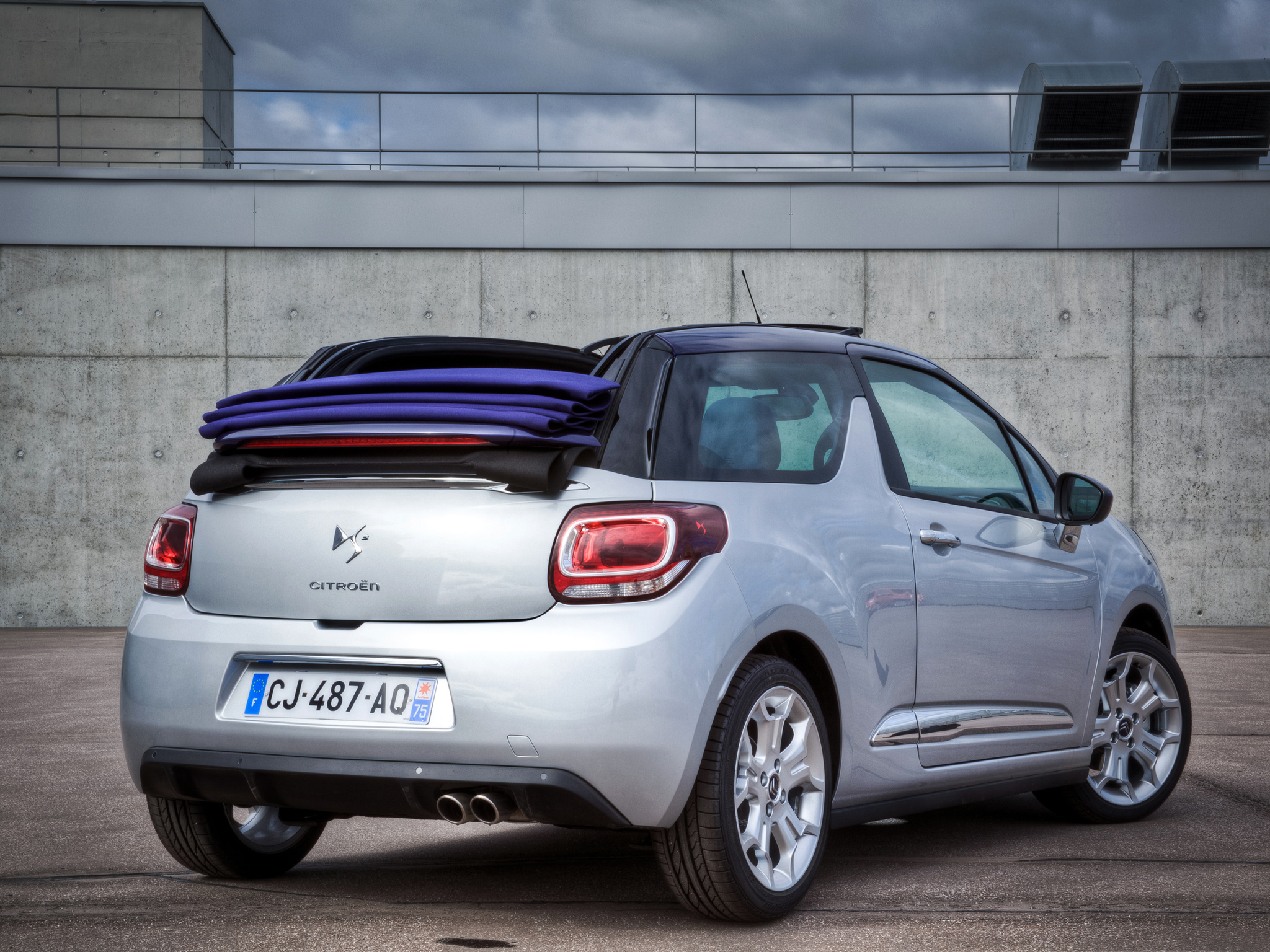 Citroen Latest News Ds3 Cabrio Paradise Garage