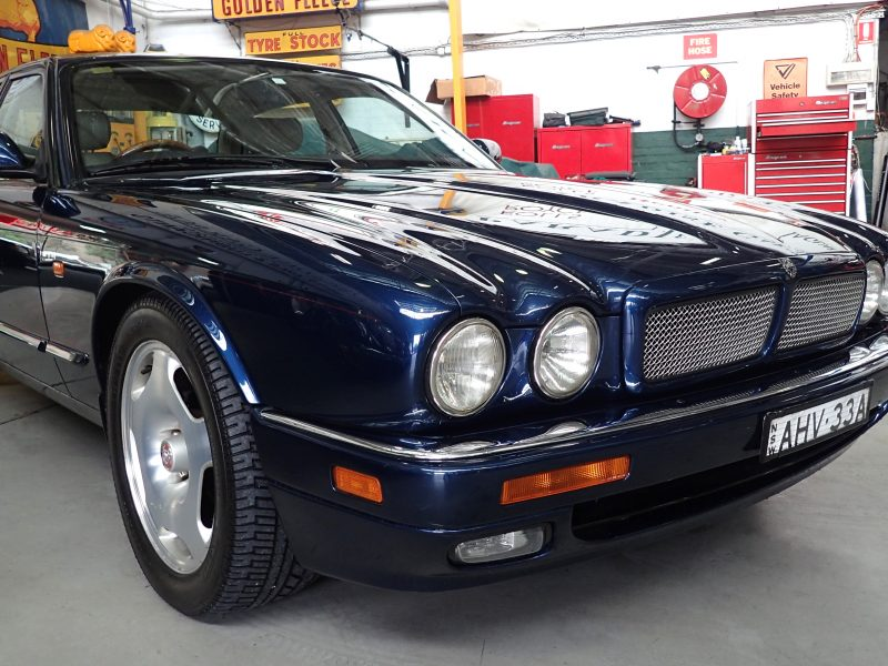 1997 Jaguar Xjr X300 Supercharged Paradise Garage