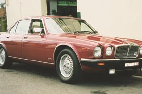 1987 jaguar series iii 4 2l sovereign paradise garage. Black Bedroom Furniture Sets. Home Design Ideas