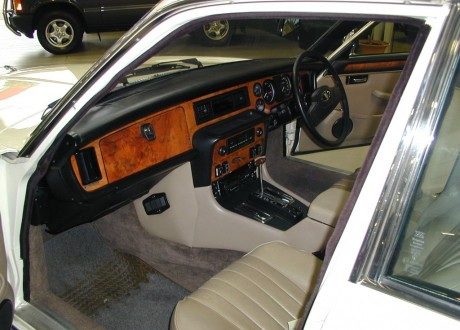 1985 jaguar series iii 4 2 sovereign paradise garage. Black Bedroom Furniture Sets. Home Design Ideas