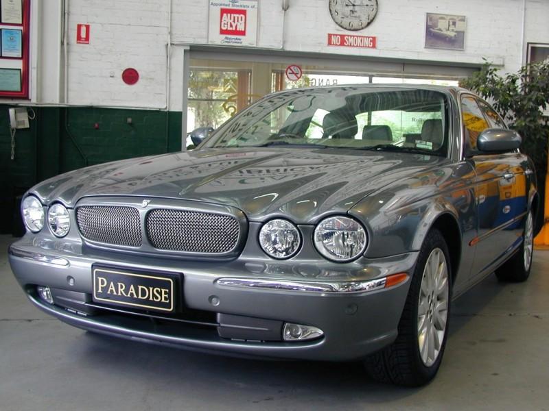 2003 Jaguar Xj8 X350 Paradise Garage Service And Parts