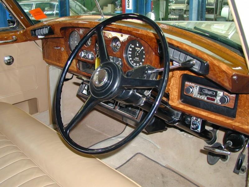 1960 Rolls Royce Silver Cloud Paradise Garage Service